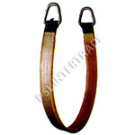 -Lifting sling with SECUTEX coating and steel end fittings